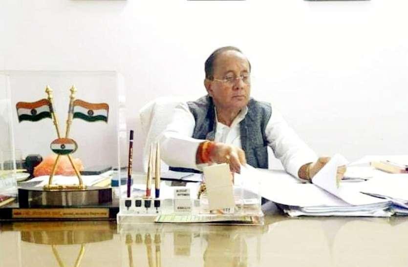 पूर्व मंत्री राजेन्द्र सिंह को न्यायालय से मिली क्लीन चिट