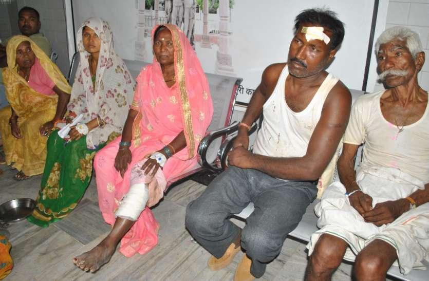 breaking news : दबंगों के खौफ से नवजोड़ा नहीं लौटा घर, शादी के बाद भी ससुराल में रुकी बारात