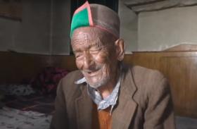 हिमाचल के 102 वर्षीय श्याम शरण नेगी आखिरी चरण में करेंगे मतदान, देखें VIDEO