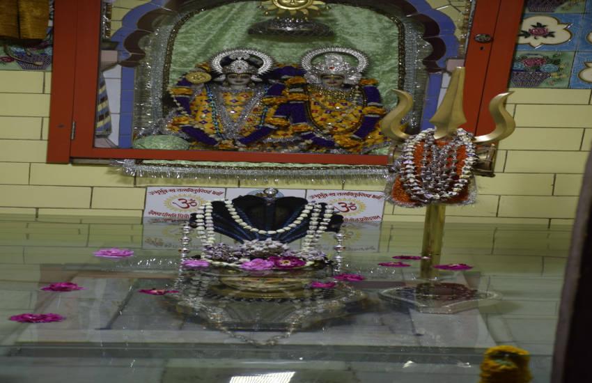 vedio वैशाख पूर्णिमा पर जलमग्न हुए शिव
