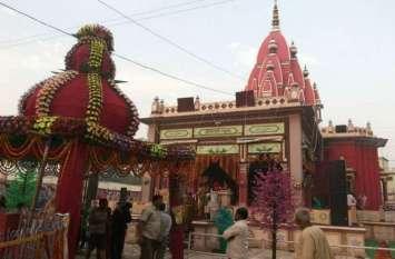 चिता के ऊपर बना है यह मंदिर, जानें इसकी विशेषता