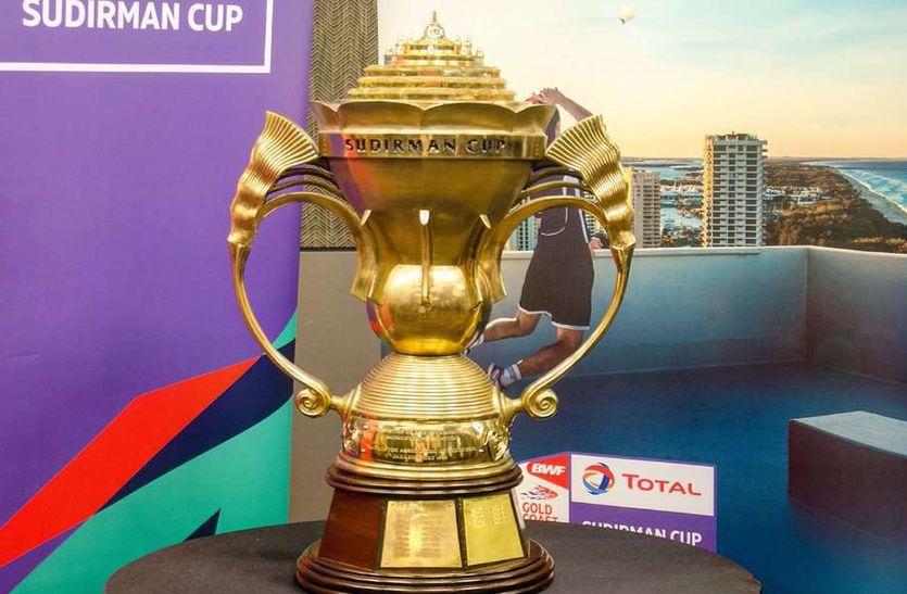 बैडमिंटन : आज से शुरू हो रहा है सुदीरमन कप, इस बार पदक जीतना चाहेगा भारत