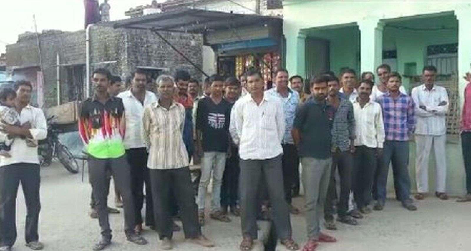 जिले के कई गांवों में मतदान का बहिष्कार, अफसर जुटे ग्रामीणों को मनाने में