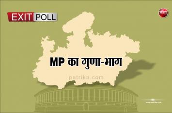 Madhya Pradesh Exit Poll 2019: मध्यप्रदेश में बीजेपी को 26 और कांग्रेस को  3 सीटें