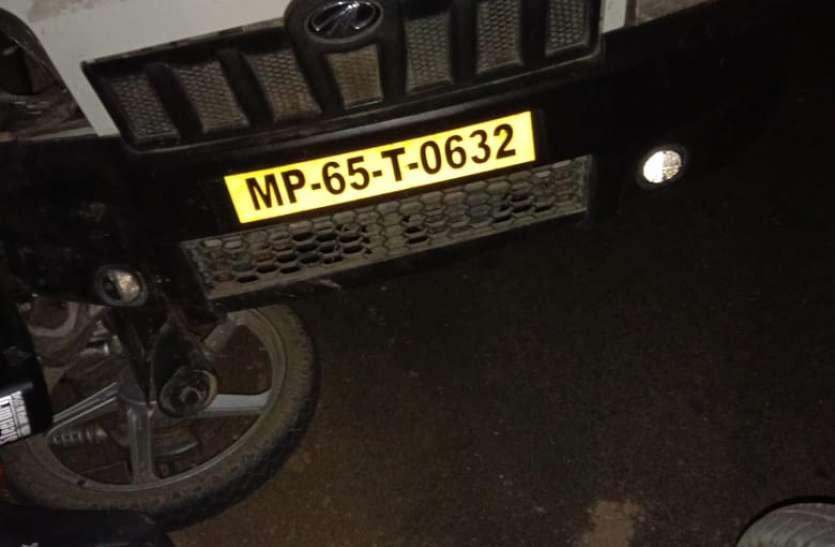 तेज रफ्तार की वाहन ने बाइक सवार को मारी ठोकर, चालक की मौत