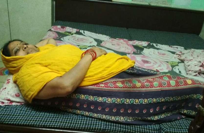 दूषित जलापूर्ति से बीमार हो रहे लोग, घर-घर में हुई उल्टी-दस्त की शिकायत, देखें वीडियो