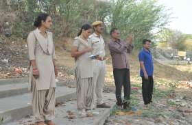 Video :  Calculation of wildlife : वन विभाग के कर्मिको ने मचान बनाकर वाटर हॉल पद्धति से गणना की