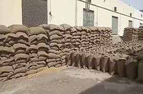 एफसीआई के दो ट्रक करीब 12 लाख रुपए  कीमत का 650 क्विंटल गेहूं लेकर गायब