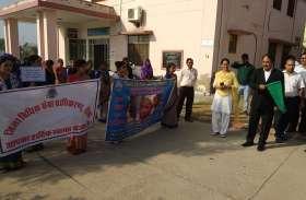 बाल विवाह रोकने के लिए निकाली रैली