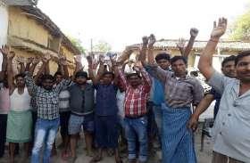 चंदौली में भिड़े सपा भाजपा कार्यकर्ता, कई बूथों पर किया गया विरोध