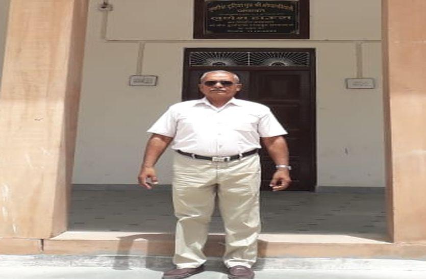 पाली के वायु सैनिक का यह कैसा जुनून, यहां खर्च कर दिया रिटायरमेंट का पूरा पैसा