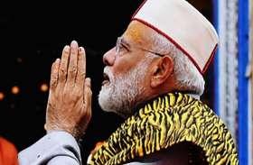 पीएम नरेंद्र मोदी की धार्मिक यात्रा में ये रहीं 10 खास बातें