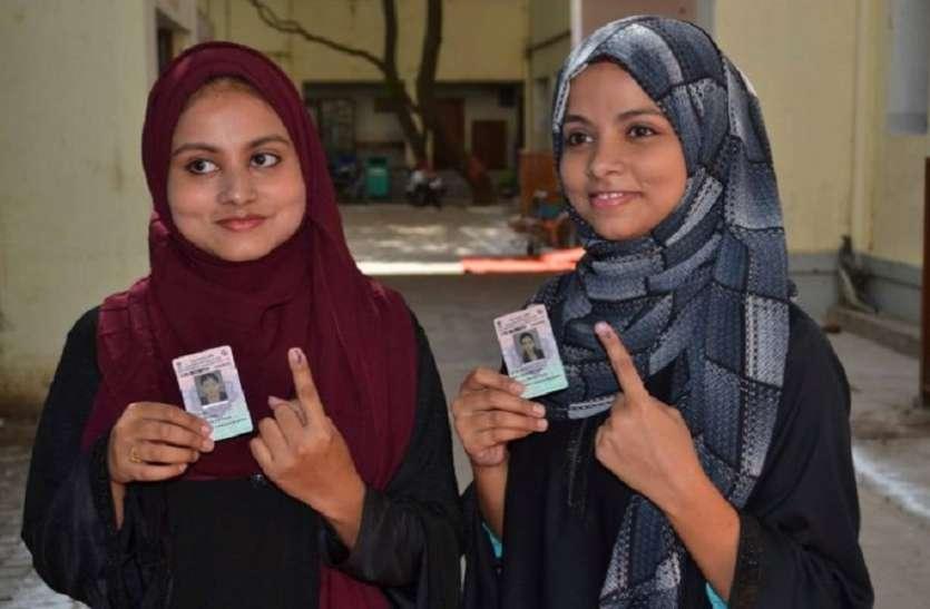 कराची में हुआ था जन्म, पहली बार बनारस में मिला इन दो बेटियों को मतदान का अधिकार