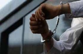 सिगरेट लेने के बहाने बदमाशों ने पशु व्यापारी काे मारी थी गाेली, पुलिस ने किया गिरफ्तार