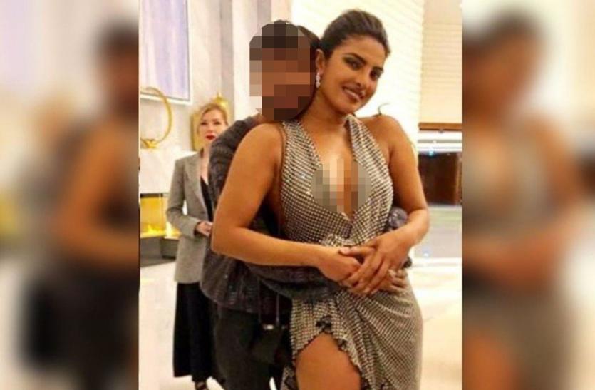 निक को छोड़ बोल्ड ड्रेस में किसी और की बांहो में नजर आई प्रियंका! यूजर्स ने किए ऐसे कमेंट