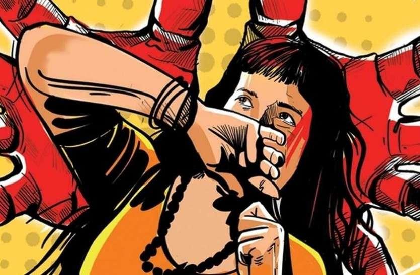 मां बनी किशोरी, फिर हुआ बलात्कार का खुलासा