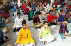 Summer Camp में मिलेगी 50 हजार बच्चों को भगवद्गीता व अच्छे संस्कारों की सीख