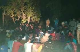 आधी रात यूपी के लोगों द्वारा की जा रही थी छत्तीसगढ़ के जंगल मेें हरे सोने की सौदेबाजी, डीएफओ पहुंचे तो मचा हड़कंप, 56 पकड़े गए