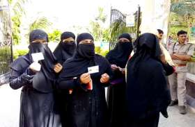 बलिया में मुस्लिम मतदाताओं के साथ बडा खेल, बूथ पर वोट डालने गए तो पता चला कि लिस्ट में उनके नाम के आगे