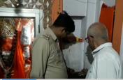 चौकी परिसर में लगे दान-पात्र तोड़कर चोरी से पुलिस की उड़ी नींद