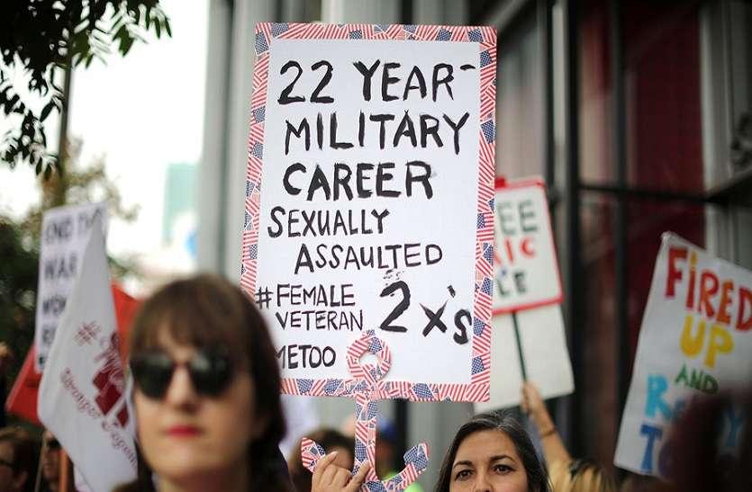 रैंकिंग के हिसाब से महिला कैडेट्स के साथ रेप करते थे अमरीकी नौसैनिक