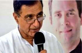 EXIT poll 2019: कांग्रेस के दिग्गज नेता का बड़ा आरोप, बीजेपी ने हैक कर ली है EVM