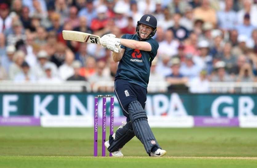इंग्लैंड की वर्ल्ड कप उम्मीदों को लग सकता है करारा झटका, कप्तान मोर्गन चोटिल