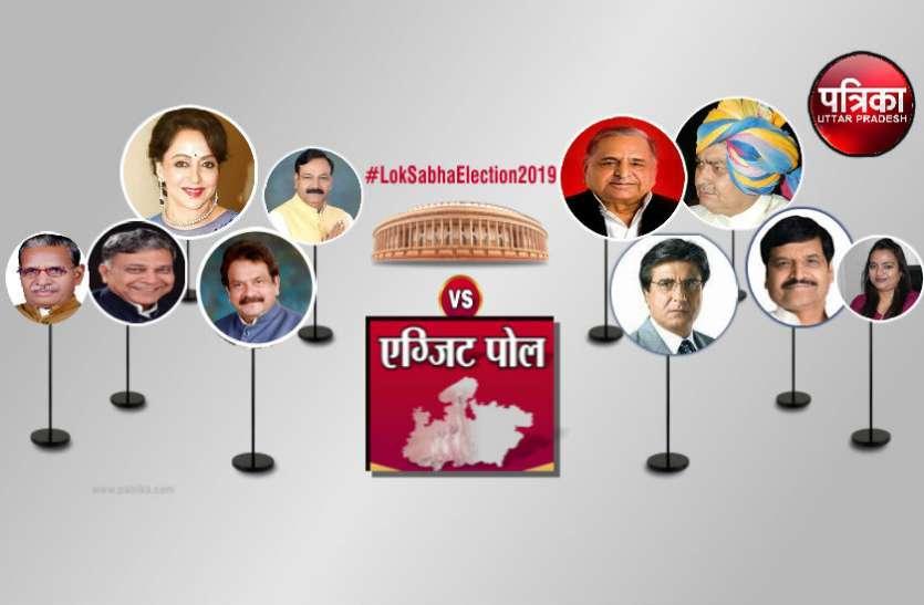 Exit poll 2019 सबसे कम वोटों से जीतेंगे वरुण गांधी, मुलायम सिंह यादव फिर बनाएंगे सबसे बड़ी जीत का रिकॉर्ड