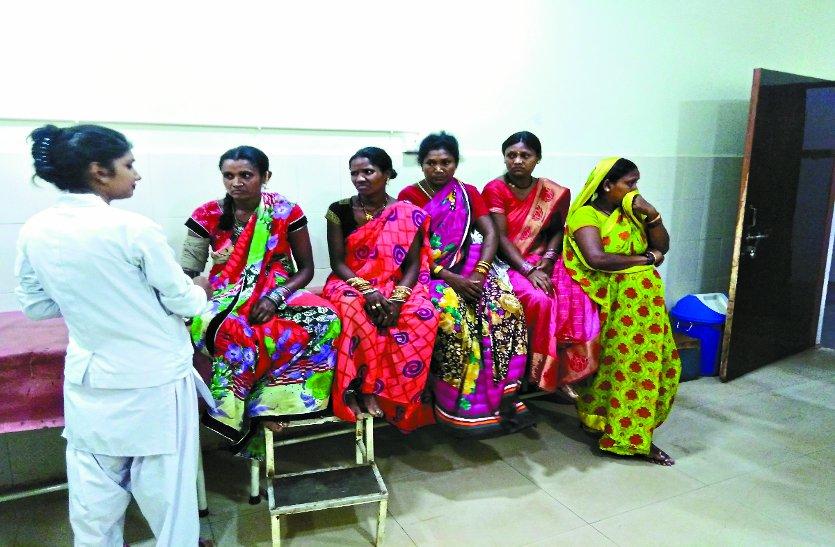 जुंगेरा में चौथिया में आए मेहमान फूड पॉइजनिंग के शिकार, 11 भर्ती