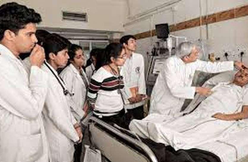 उदयपुर संभाग डॉक्टर बनाने में अव्वल