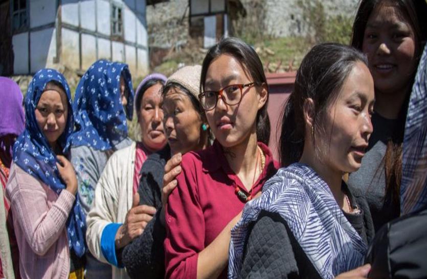 अरुणाचल प्रदेश में दो मतदान केन्द्रों पर पुन:मतदान कल