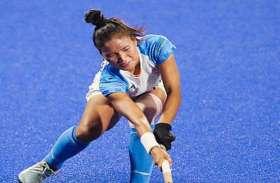 महिला हॉकी : भारत ने की दक्षिण कोरिया दौरे की विजयी शुरुआत, सीरीज का पहला मैच 2-1 से जीता