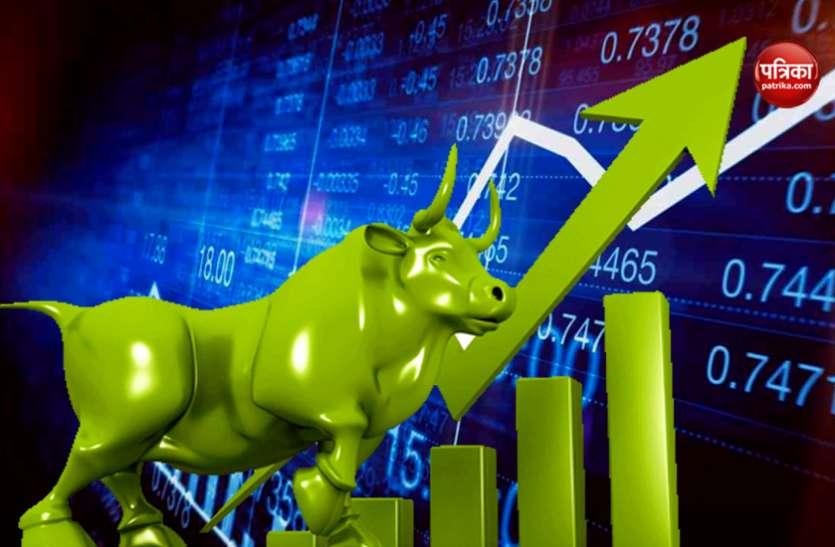 Exit Poll के बाद ऐतिहासिक स्तर पर पहुंचा शेयर बाजार, 1422 अंक झूमकर बंद हुआ सेंसेक्स