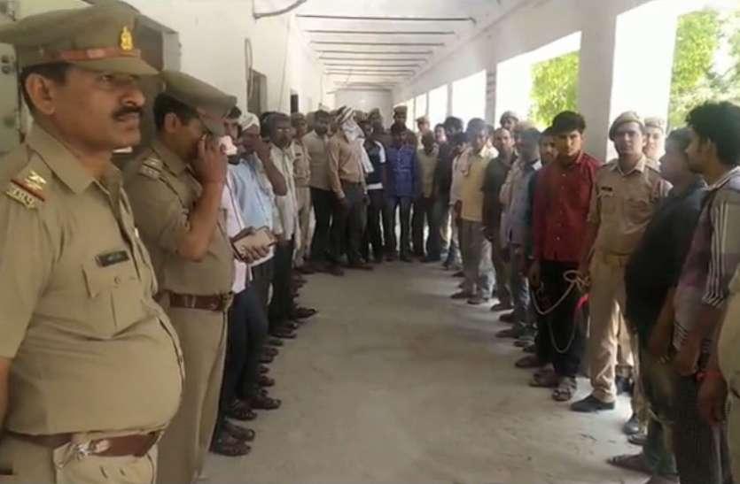 चुनाव से फ्री होते ही अपराधियों पर चला यूपी पुलिस का हंटर, ऑपरेशन नॉक आउट पार्ट 2 के तहत 103 बदमाश गिरफ्तार