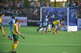 हॉकी इंडिया सब-जूनियर नेशनल में उड़ीसा, उत्तरप्रदेश पंहुचा क्वाटर फाइनल