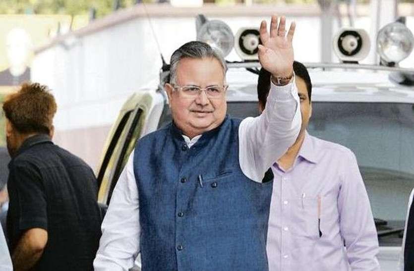 Exit Poll के नतीजों से भाजपा में उत्साह, रमन सिंह ने बताया विरोधियों के मुंह पर लोकतंत्र का तमाचा