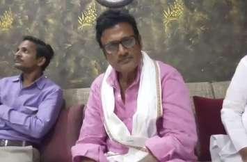 उपनेता प्रतिपक्ष राजेंद्र राठौड़ ने लगाया बड़ा आरोप, कहा— बीकानेर आईजी कांग्रेसी सरकार के एजेंट