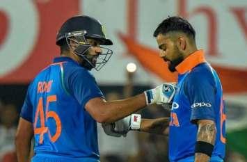 विराट कोहली के हाथ से फिसलकर रोहित शर्मा के हाथ में आ सकती है टीम इंडिया की कमान