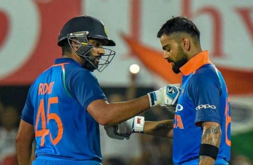 Image result for रोहित शर्मा और विराट कोहली की कप्तानी को लेकर भी बीसीसीआई दो खेमों मे रहता है।