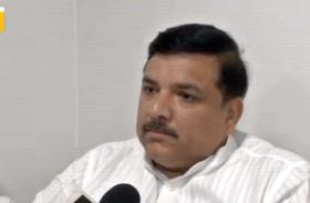 Video: आप नेता संजय सिंह का आरोप- BJP के लिए काम कर रहा है चुनाव आयोग