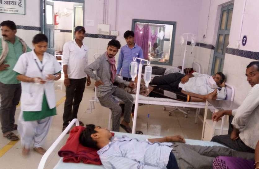 डाक्टरों की कमी के चलते अस्पताल के हाल-बेहाल, मरीज  हो रहे परेशान