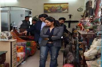 सेलिब्रिटीज के घर की शान बढ़ा रहा जोधपुरी हैण्डीक्राफ्ट