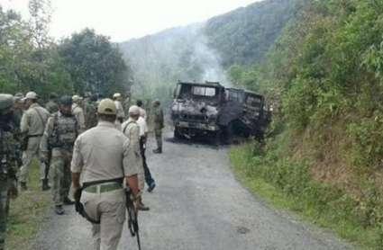 अरुणाचल प्रदेश में विधायक समेत 11 लोगों की हत्या, उग्रवादियों ने घात लागकर हमले को दिया अंजाम