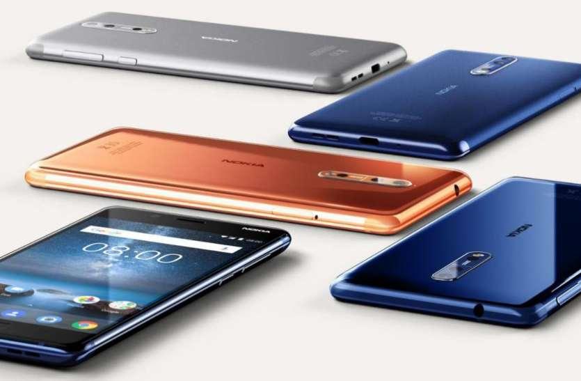 खुशखबरी: Nokia के इन स्मार्टफोन्स पर मिल रही 6,000 रुपये तक की छूट, ऐसे उठाएं फायदा
