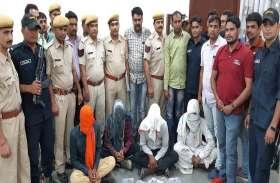 प्रदेश के टॉप 25 अपराधियों में शामिल डकैत अब पुलिस की गिरफ्त में - देखिए कौन है ये डकैत