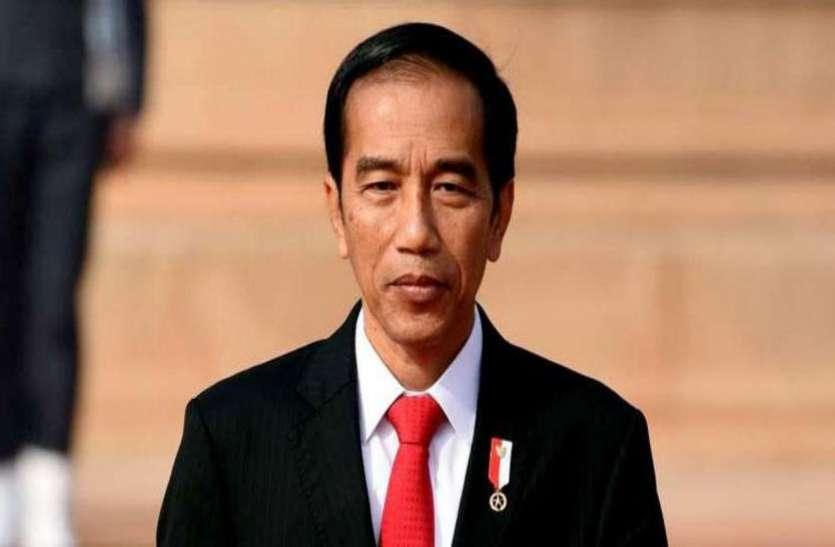 इंडोनेशिया: राष्ट्रपति चुनाव परिणाम का  ऐलान, जोको विडोडो ने फिर मारी बाजी