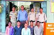 कॉलेज से निकलते ही बदमाशों ने सीता का किया अपहरण, पुलिस ने 5 को दबोचा