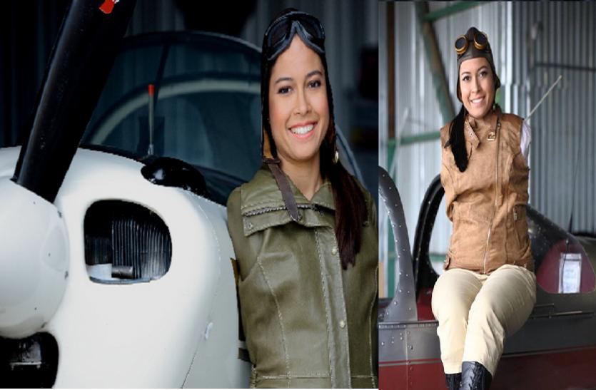 मिसाल: इस लड़की के नहीं हैं हाथ, ताइक्वांडो में है ब्लैक बेल्ट, स्कूबा डाइविंग में है माहिर अब बनी 'पायलट'