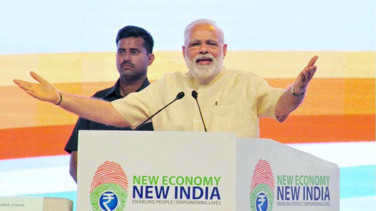 PM मोदी का 'न्यू इंडिया' (File Photo)