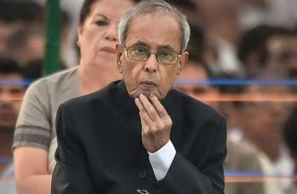पहले EC की तारीफ फिर EVM की चिंता, प्रणब मुखर्जी ने कहा- लोकतंत्र में ऐसी अटकलों की जगह नहीं